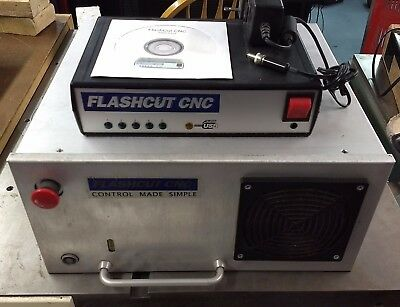 Flashcut 5 Axis USB Motion Controller Step/Dir w/Spindle Control & Expanded I/O