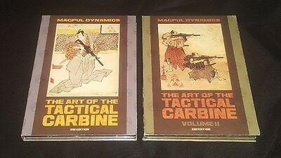 Magpul Dynamics: The Art of The Tactical Carbine Second Edition Volumes 1 & 2