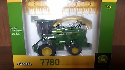 Ertl John Deere 7780 Forage Harvester with duals