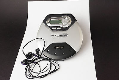 Philips Portable CD Player  AX 2102/05
