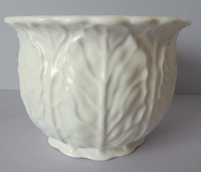 Coalport Countryware Planter/Cache Pot - Cabbage Pattern