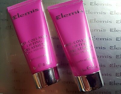 ELEMIS pro collagen lifting treatment neck and bust  2x15ml
