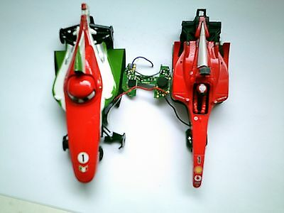 Scalextric Ferrari & Other F1 Racers SPARES & REPAIR Only 1/32 Scale