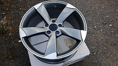 "2x BRAND NEW 18"" Rotor Style alloy wheels (5x112)"