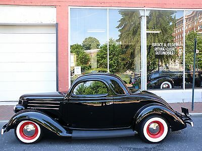 1936 Ford Other Deluxe 1936 Ford Deluxe 3-Window Coupe
