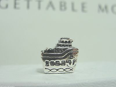 Authentic Pandora All Aboard Charm  Cruise Ship 791043
