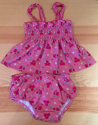 Mothercare swimming suit taikini leakproof bottom 6-12 months