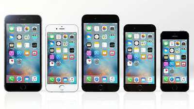 Apple Iphone 6-6S + PLUS FACTORY UNLOCKED SMARTPHONE SILVER ROSE GOLD SPACE GRAY