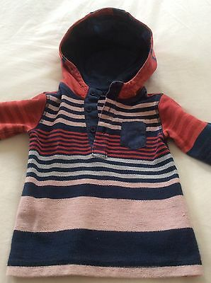 Boys Next Hooded Top Aged 12-18 Months