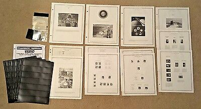 Vario 7S Stock sheet stamp album pages Lighthouse & Scott Album Pages 2000