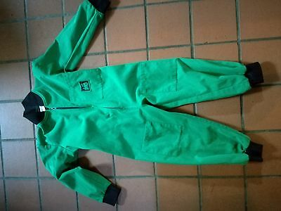 childrens overall green age 2-3years.  Good condition. Suits girls or boys.