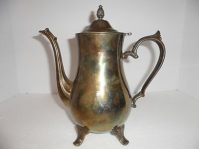 Vintage Silver Plated Finest Quality International Silver Company Teapot