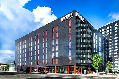 1 Night at Park Inn Hotel Manchester