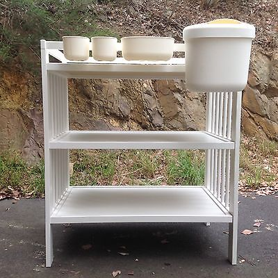 IKEA Gulliver White Baby Change Table Near New