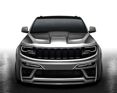 Body Kit for Jeep Grand Cherokee WK2 SRT8 2013-2016