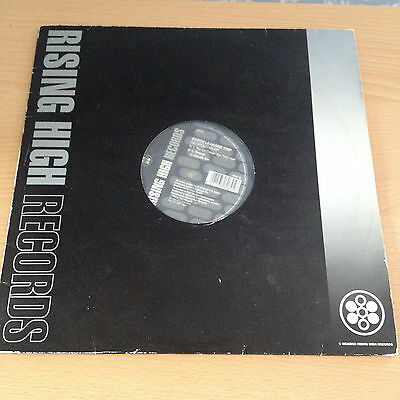 "Earth Leakage Trip ‎– Neopolitan EP 12"" Vinyl 3 Track Rising High Records 1992"