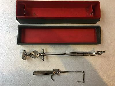 Antique Collins Medical Instruments tools c1930s