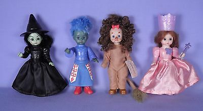 Lot of McDonalds Happy Meal Madame Alexander Doll Figures Wizard of Oz