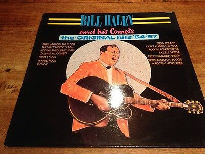Bill Haley And His Comets - The Original Hits 54-57 Rock Around The Clock