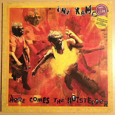 "INI KAMOZE - Here Comes The Hotstepper 12"" Single"