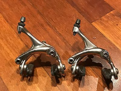 Campagnolo Veloce brake calipers. Front & Rear.