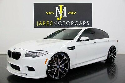 2013 Bmw M5 ($110K Msrp) 2013 Bmw M5~$110K Msrp~Executive Pkg~Rear Entertainment Pkg~Bang & Olufsen, 38K