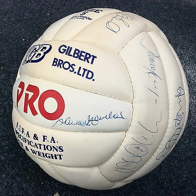 Arsenal Signed Football From The 80s Reduced Even More