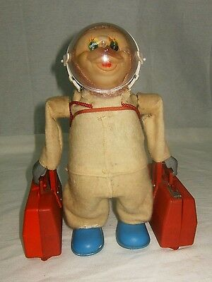 "Vintage Yanoman (Japan) ""Space Travelling Monkey"" Battery Operated 1960's"
