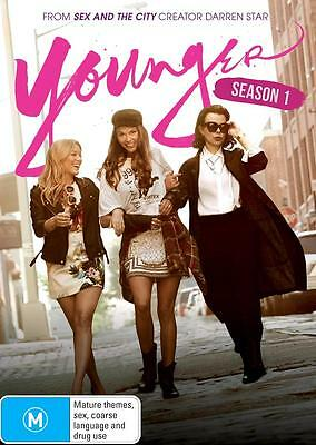 YOUNGER Season 1 (Region 4) DVD The Complete First Series One