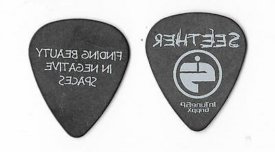 Seether version 6 tour guitar pick