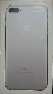 Apple iPhone 7 Plus (Factory wrapped) - 128GB - Silver (Network / SIM Unlocked)
