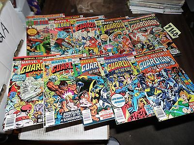 Marvel Presents lot of 10 #1 #2 #5 #6 #7 #8 #9 #10 #11 #12