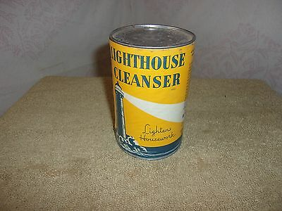 Vgt Nos Unopened Light House Cleanser Store Kitchen  Display