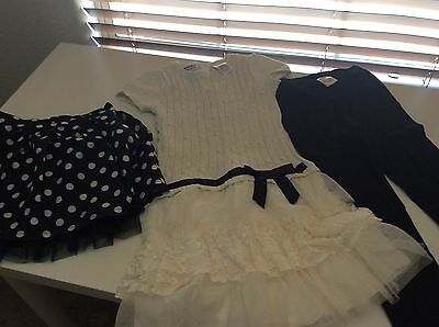 3 Pcs! Gorgeous Mixed Lot Clothing! Girls 6X! $99.00+ Must See!!!
