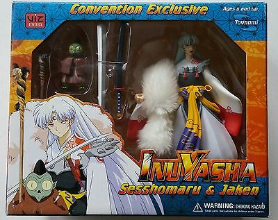Toynami Convention Exclusive Sesshomaru & Jaken Limited Edition New in box