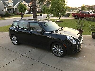 2016 Mini Clubman Cooper S 2016 Mini Cooper Clubman S FAST AND FUN!
