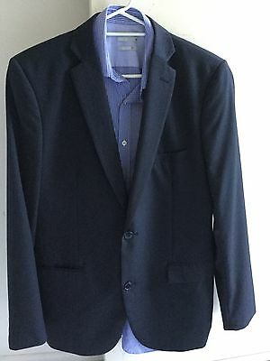 Men's Formal 2 Button Gray Suit 3piece Jacket, Trousers Target Limited Editions
