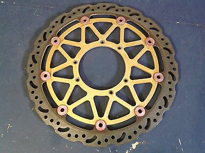 (A) 2004 04 Honda CRF250R CRF 250 R EBC brake disc front oversized 320 MM 04-15