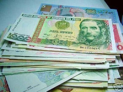 nice quality 100 different world paper money mint a lot