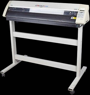 Roland PNC-1410 CAMM-1 PRO Parallel/Serial Sign Maker Vinyl Cutter w/ Stand