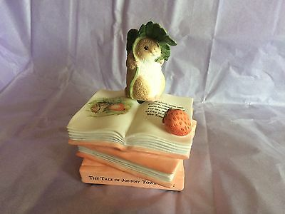 World of Beatrix Potter - Timmy Willie and Strawberries Figurine and Music box