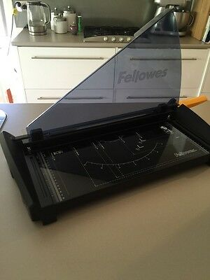 Fellowes Heavy Duty Paper Guillotine