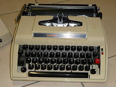 Brother Portable Typewriter