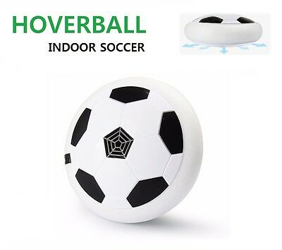 New Hoverball Air Football Indoor Soccer Floating Foam Sport Toys Safe Kid Pet