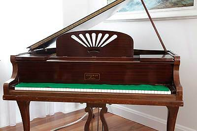 KIRKMAN BABY GRAND PIANO - made in England