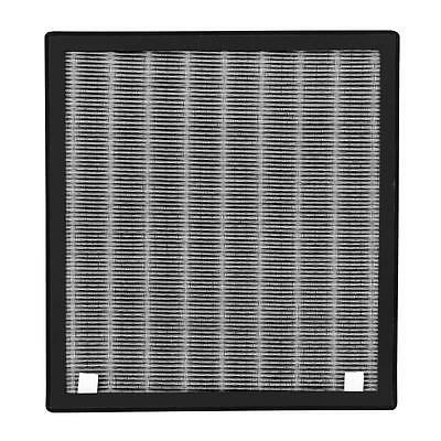 Easy To Fit Black Set Of 2 Air Purifier Trap FILTER Indoor FRESH Clean Bedroom