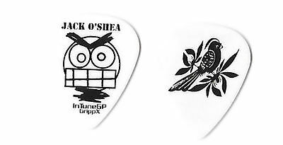Bayside version 8 tour guitar pick