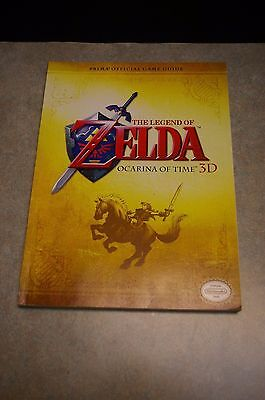 The Legend of Zelda : Ocarina of Time 3D PRIMA OFFICIAL GAME STRATEGY GUIDE