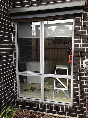 Double Glazed Aluminium Awning Window 2035 x 1450