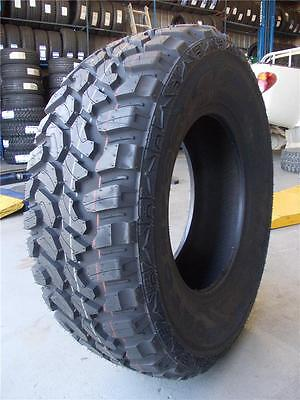 Brand New Mud Tyres.  285/70R17.  Designed For All 4Wd's.